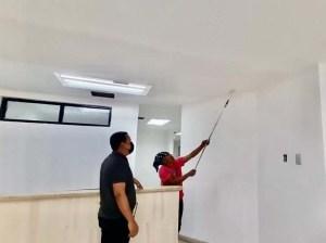 """Rehabilitan Ambulatorio """"Cujicito"""" al oeste de Maracaibo."""