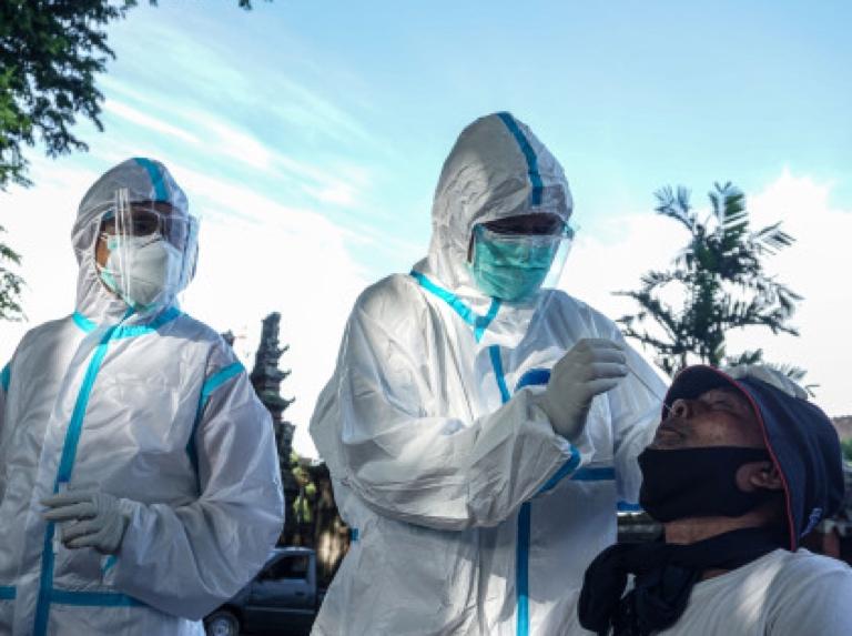 Reportan 1.398 nuevos casos de covid-19 por contagios comunitarios