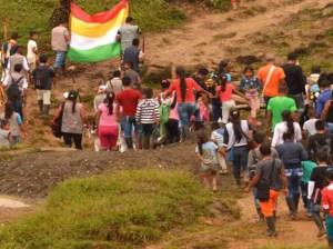 Denuncian en Colombia asesinato de indígenas Awá en último año