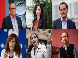 Arranca la campaña más polarizada por la presidencia de Madrid