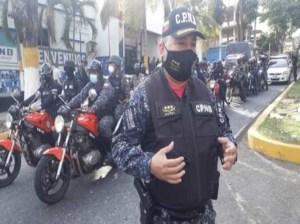 PNB refuerza operativos anti covid en las calles yaracuyanas