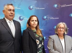 Iris Varela: Eurodiputados aceptaron enviar misión a Venezuela