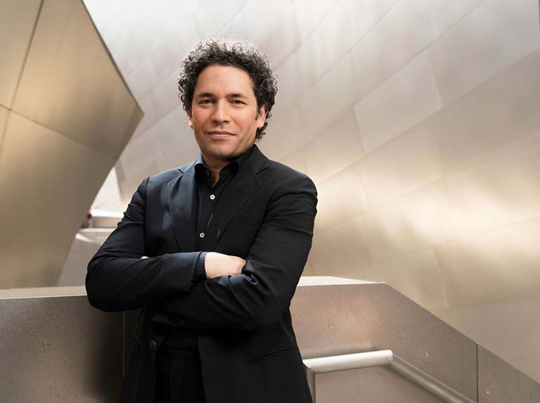 Dudamel is a strong candidate to direct the Paris Opera