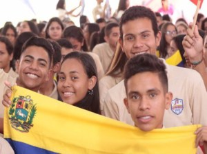 2.250 high school graduates from Guarenas will enroll in Opsu
