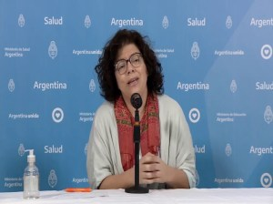 """Argentina asegura que está en el """"peor momento"""" de la pandemia"""