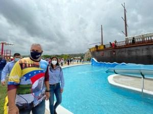 Parque acuático Mundo de los Niños abre sus puertas en Lara