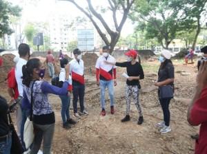 Avanza la construcción del Paseo Carabobo en Maturín