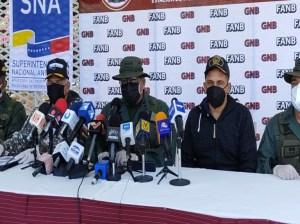 Redior refuerza la lucha antidrogas en el oriente del país