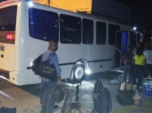 6.869 usuarios utilizaron la ruta de transporte solidario de Higuerote