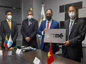 Vietnam interesado en invertir en Sucre
