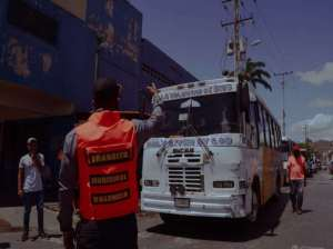 Pasaje urbano en Gran Valencia se ubicó en Bs. 200 mil