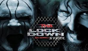 TNA: Lockdown Six Side Of Steel 2009 + Bonus en VF – NEW DVD
