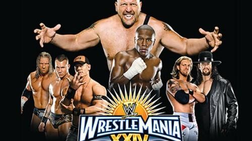 WWE Wrestlemania 24 en VF – Ancien PPV