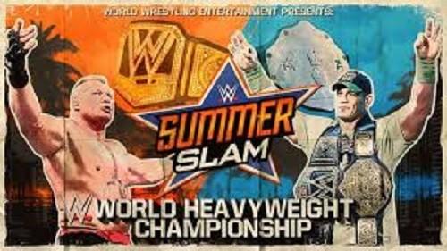 WWE SummerSlam 2014 en VF