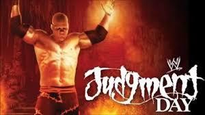 WWE Judgement Day 2007 en VF – Ancien PPV – MAJ