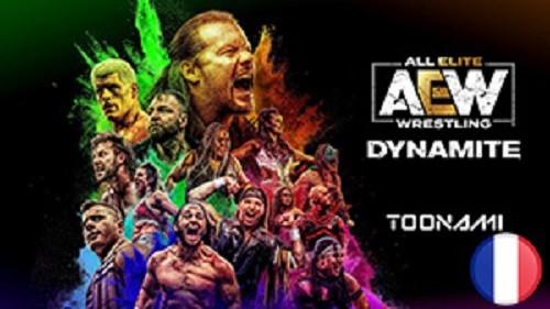 AEW Dynamite du mardi 04 août 2020 en VF