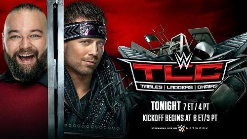 WWE TLC du dimanche 15 décembre 2019 en VO