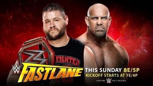 WWE FASTLANE 2017 en VF – MAJ