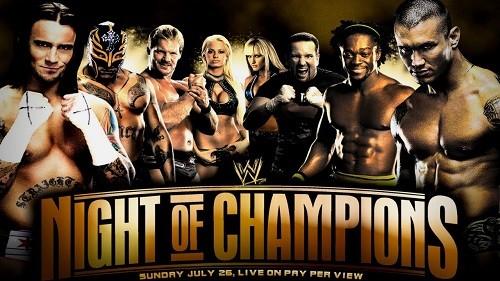 WWE Night of Champions 2009 en VF – MAJ MEGA