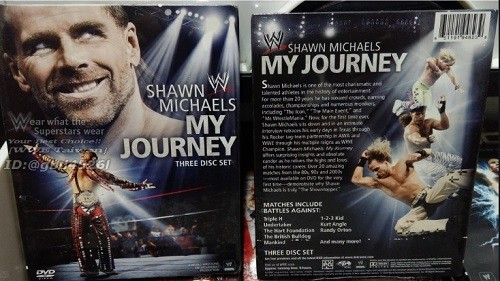 WWE Shawn Michaels My Journey en VF
