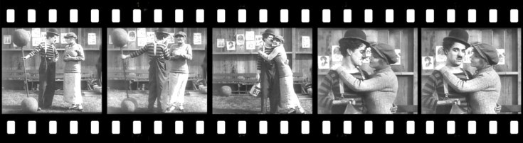 Charlie Chaplin Reel Strip2