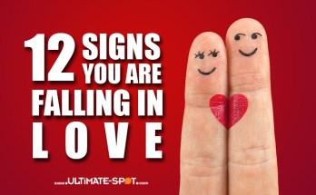 12 Signs you are Falling in Love