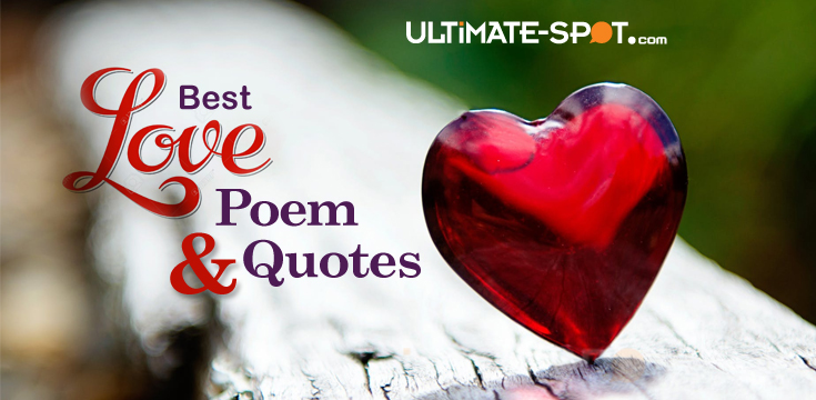 Love Quote Poem