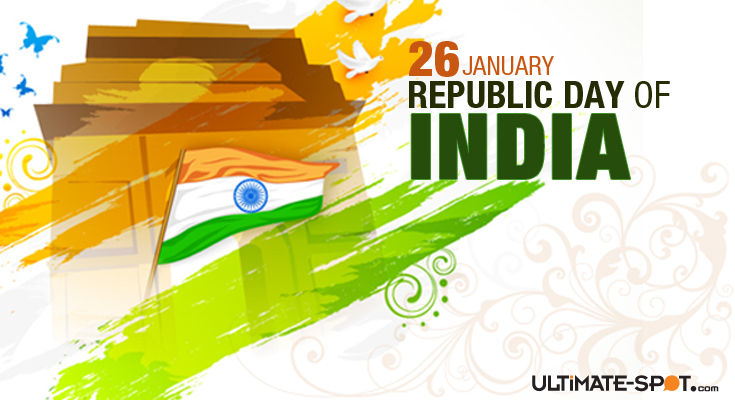 26 January - Republic Day of India