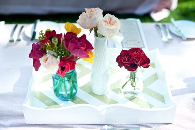 A Floral Fairground Bridal Shower | Ultimate Bridesmaid | Kim Fox Photography