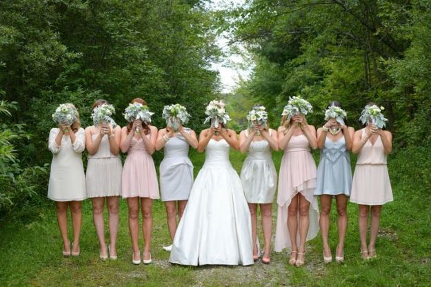 The 10 Most Overdone Bridesmaid Photos on Pinterest