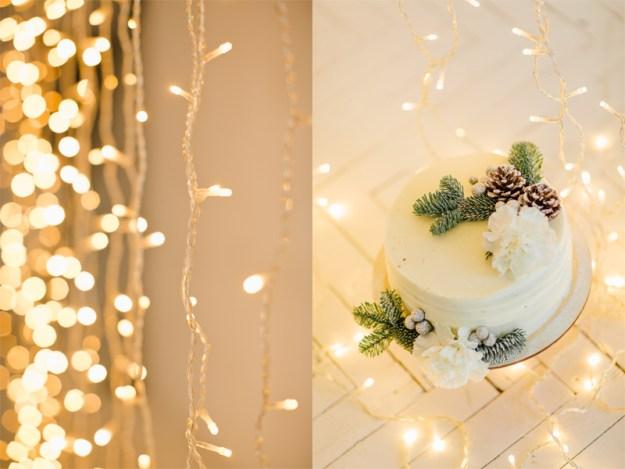 A Winter Wonderland Bridal Shower | Ultimate Bridesmaid | Warm Photo