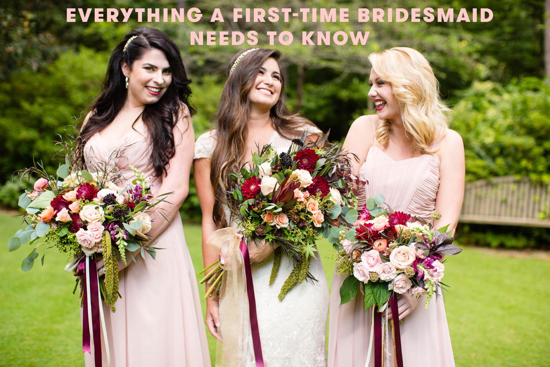 bridesmaid duties | Ultimate Bridesmaid