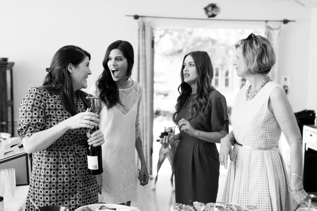 A Los Angeles Cappuccino and Poetry Bridal Shower | Ultimate Bridesmaid | Sherri J Photography