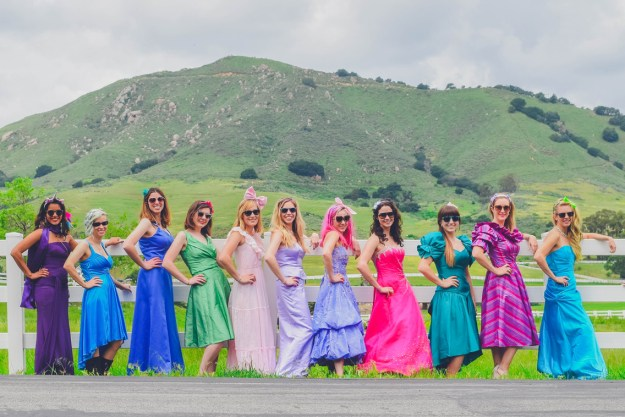 A Madonna Inn Bachelorette Weekend | Ultimate Bridesmaid | Brandi Lopez Photography