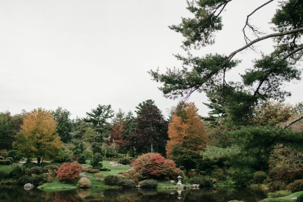 Asticou Azalea Gardens | Our Northeast Charm Wedding in Maine | Ultimate Bridesmaid | Brett & Jessica Photography
