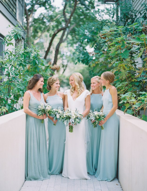 Pretty Pastels. The Best Bridesmaid Looks: Our 10 Favorite Bridesmaid Trends This Year