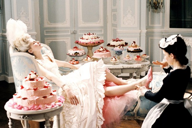Marie Antionette: 10 Movie Bridal Shower Themes Better Than Breakfast at Tiffany's