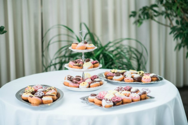 A Sweet Garden Bridal Shower | Ultimate Bridesmaid | Kathryn Hyslop Photography