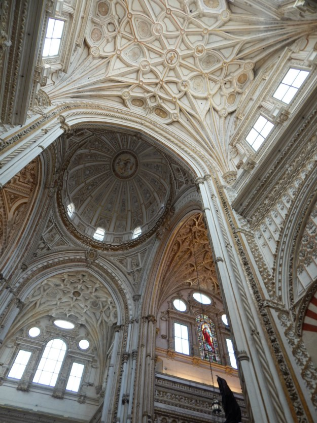 La Mezquita, Cordoba, Spain. Click for our travel guide to two days in Cordoba, and our full 10-day trip to Spain!