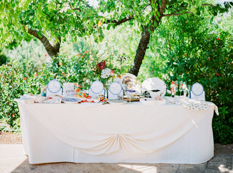 An Around The Clock Bridal Shower With A Twist Ultimate Bridesmaid