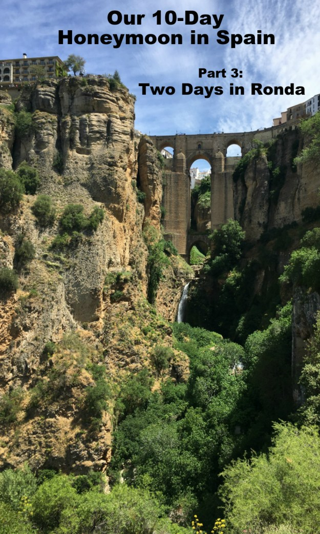 We spent two days in Ronda as part of our 10-day honeymoon in Spain. Click to see our Ronda travel guide, including where to stay, what to do and where to eat!