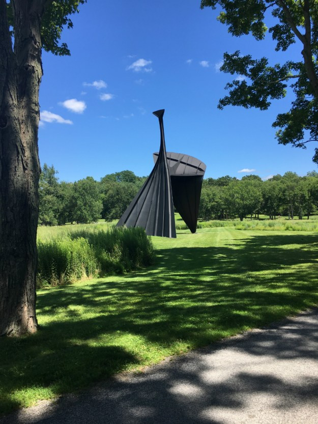 Storm King Art Center. Click to see our full guide to a Hudson Valley getaway weekend.