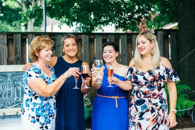 A Summer Picnic Bridal Shower | Ultimate Bridesmaid | Jill Gearhart Photography