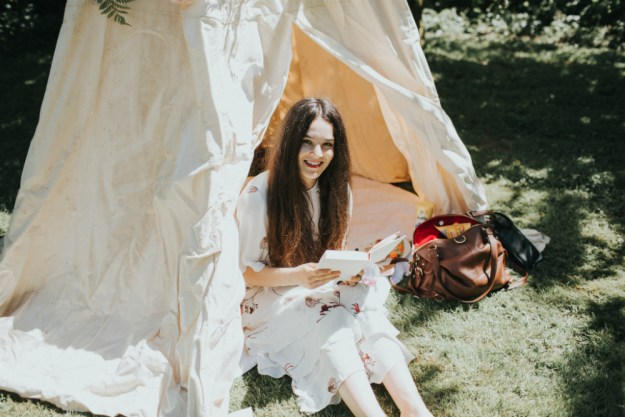 A Bohemian Bridal Shower In The Garden