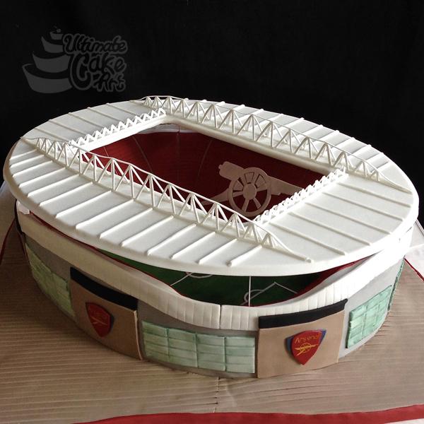Football Stadium Cakes Uk