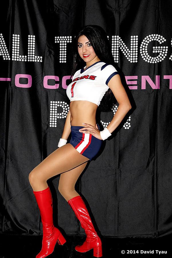 Hottest cheerleader their krystal texans