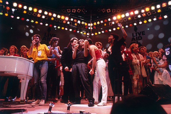 Tina Turner Wembley Stadium