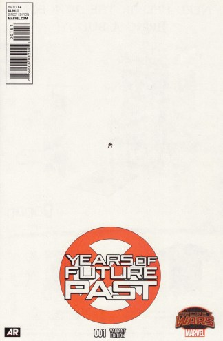 Years of Future Past #1 1:15 Ant-Sized Variant Secret Wars Marvel Bennett
