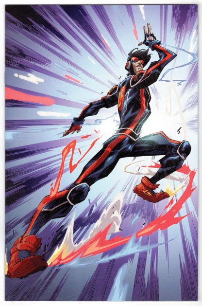 Catalyst Prime Accell #1 1:5 Khary Randolph Variant Lion Forge 2017 VF/NM