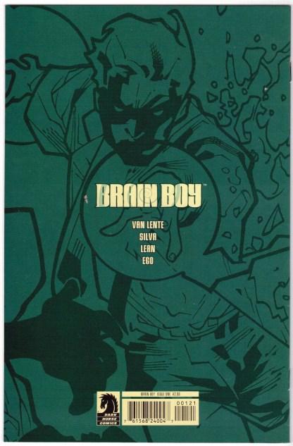 Brain Boy #1 1:20 Juan Doe Variant Dark Horse 2013 VF/NM